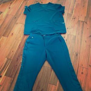 Figs Other - Figs Caribbean Blue Scrub Set🌺 XL/XXL